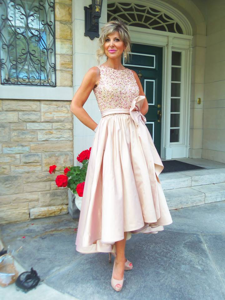 Popular Mother of The Bride Dresses High Low-Buy Cheap Mother of ...