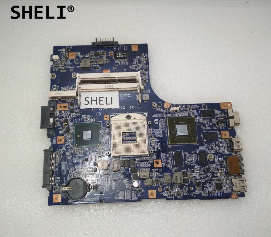 SHELI For ai7G Motherboard with GT335M 1P-0106J00-8012SHELI For ai7G Motherboard with GT335M 1P-0106J00-8012