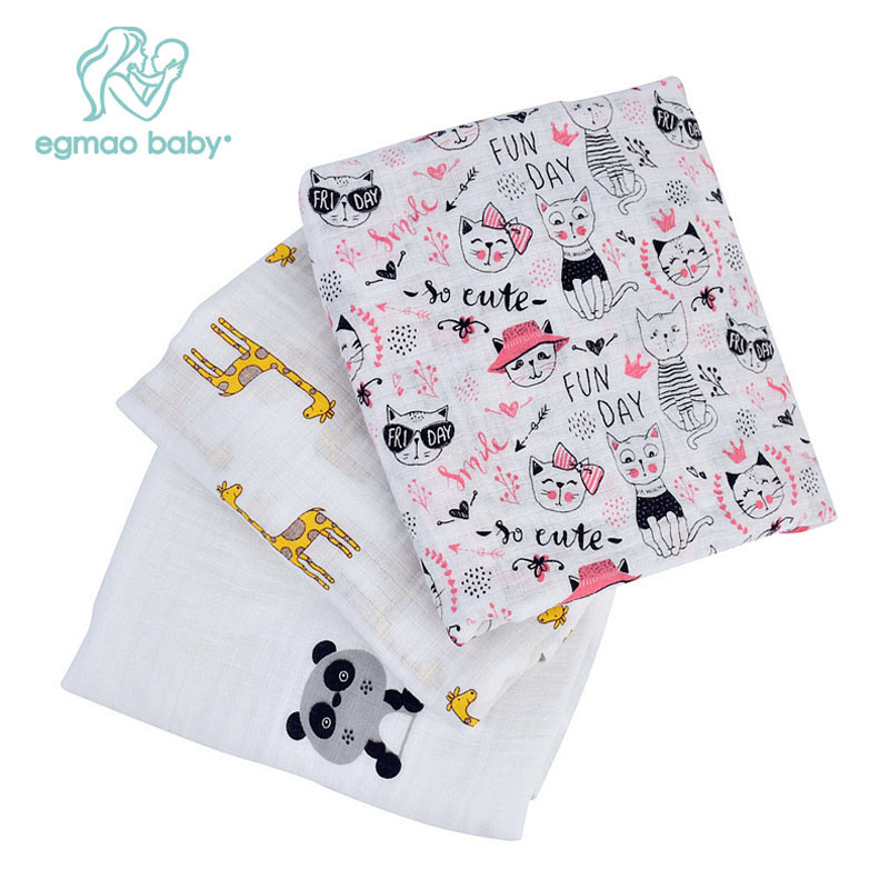 Blanket, Multifunctional, Cotton, Swaddle, Baby, Towel