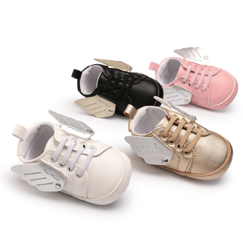 Hot koop! CX57 Nieuwe Arrivel Mode PU Lederen Pasgeboren Baby - Baby schoentjes - Foto 2