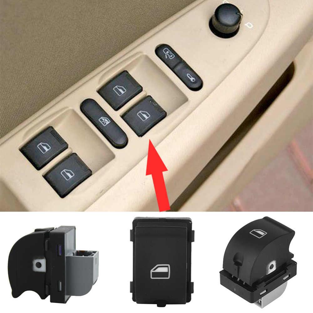 1 stücke Fenster Heben Schalter für Audi A4 B6 B7 Limousine 2,0 t Panel Control Beifahrer Seite Hinten Fenster schalter 8ED959855