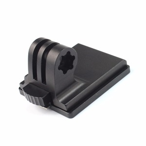Image 4 - BGNing Helmet Aluminum Fixed Mount for GOPRO Max 9 8 7 for AKASO EK7000 for Insta360 for Osmo Action Camera and NVG Mount Base