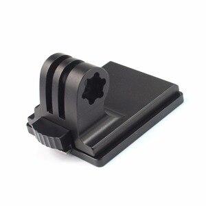 Image 4 - BGNing kask aluminiowy stały uchwyt na GOPRO Max 9 8 7 dla AKASO EK7000 dla Insta360 dla Osmo kamera akcji i płyta montażowa NVG