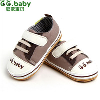 2015 Baby Boys Shoes Infant Shoes Girls Newborn First Walkers Cotton Material New Spring Autumn Solid