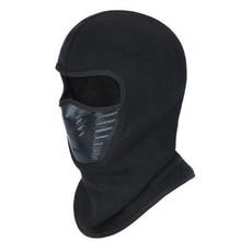 Windproof Skullies Beanies for Men Women Full Face Mask Autu