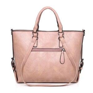 Image 2 - ZMQN 여성 핸드백 지갑과 핸드백 세트 여성용 크로스 바디 가방 2020 가죽 가방 여성 핸드백 유명 브랜드 C679