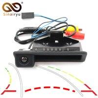 Dynamic Trajectory Tracks Rear View Camera For BMW 3 Series 5 Series BMW X5 X1 X6 E39 E46 E53 E82 E84 E88 E90 E91 E92 E93 E60