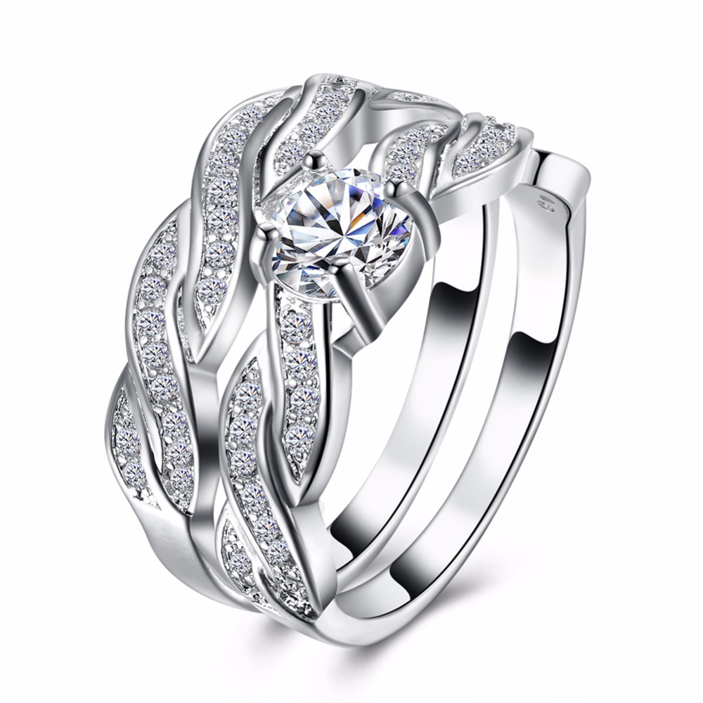 diamond twist ring wedding twisted rings carat solitaire p quarter white gold engagement