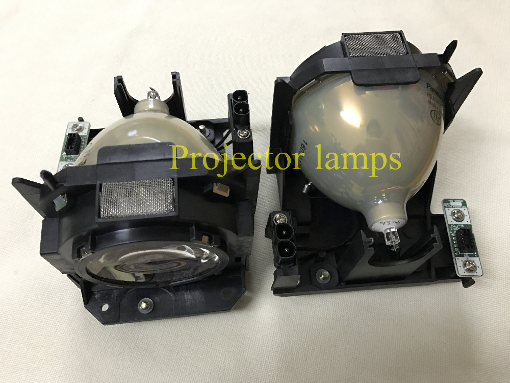 цены  2pcs/Lot New Original OEM bare lamp with housing ET-LAD60AW/ET-LAD60W For Panasonic  ETLAD60AW/ETLAD60W Projectors