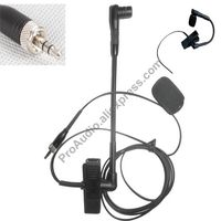 MICWL BEAT8 Music Guitar Bass Wind Drums Percussion Piano Sax Instrument Microphone For Sennheiser Wireless Bodypack Transmitter