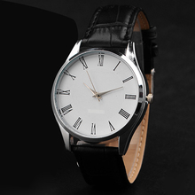 Men Quartz Watches Fashion Roman Numerals Quartz Wrist Watch Mens Sports Clock Luxury Brand Military Watch Relogio Masculino