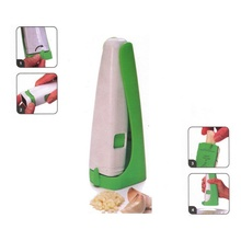hot deal buy automatic garlic grinding pressing cutting garlic multifunctional shredder kitchen tools gadgets mills
