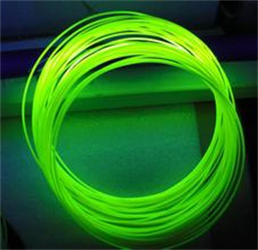 1KG 3D Pen Printer Filament PLA 1.75mm Luminous Glow in Dark Plastic 3D Consumables Material for 3D Pen Printer 3doodler niklen скатерть кружевная из пвх 137х137 см белый gzy2xo2