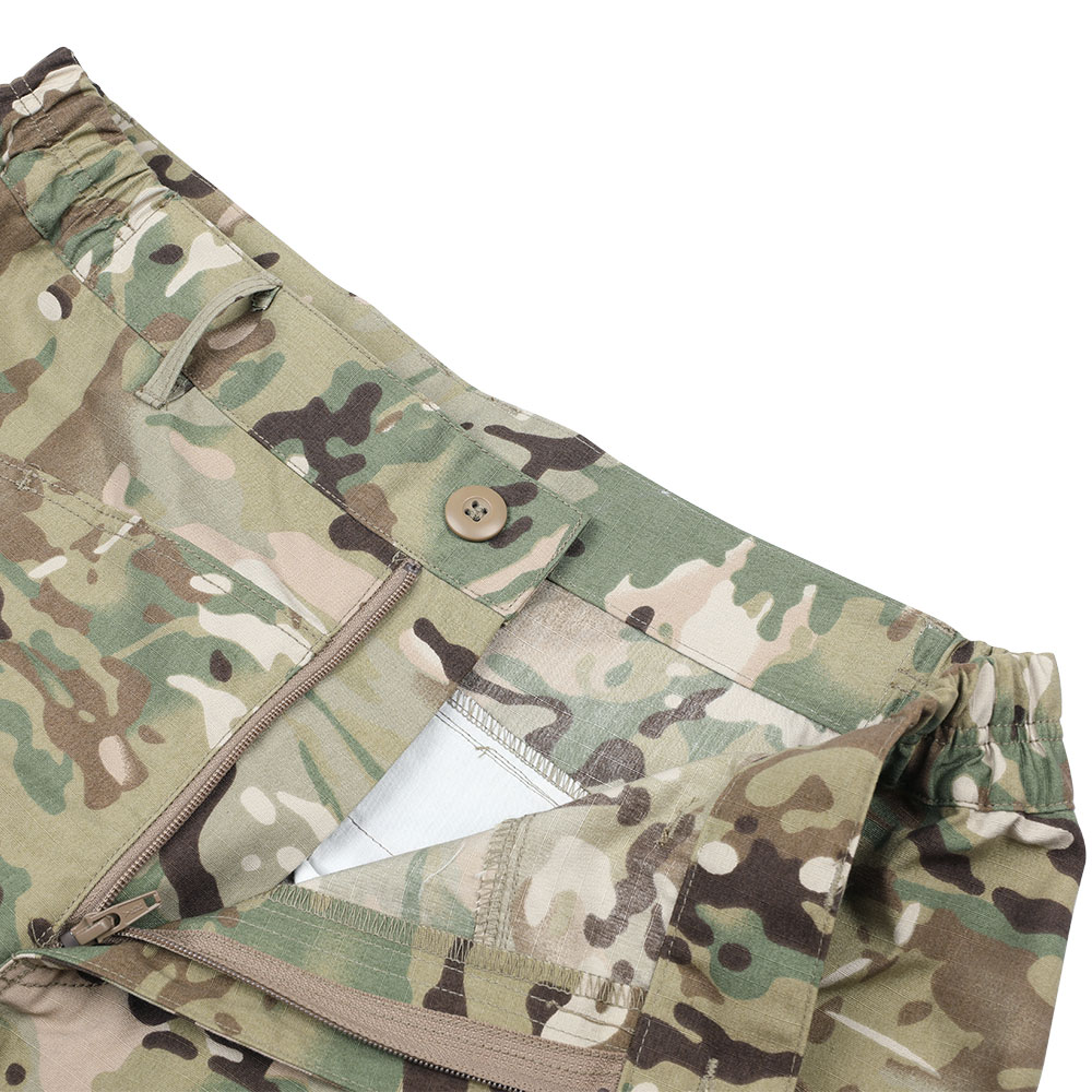 Tactical Sport Trousers Camouflage Military Trousers Loose Men's Casual Spring and Autumn Trousers
