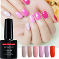 Rongxin 8ml Baeuty Sweet Lover Gel Polish Soak Off Nail Gel Polish Shiny Color Nail Gel 120 colors