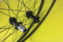 29er mtb xc レーステープレス 30 ミリメートル hookless 30 ミリメートル深い crosscountry マウンテンバイクチューブレスカーボンホイールセット M32 sp ハブ自転車ホイール