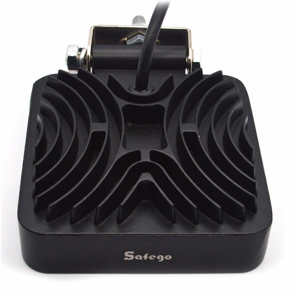 Safego 4 '' 48 W LED Kerja Light Bar 24 V untuk Indikator mobil - Lampu mobil - Foto 3