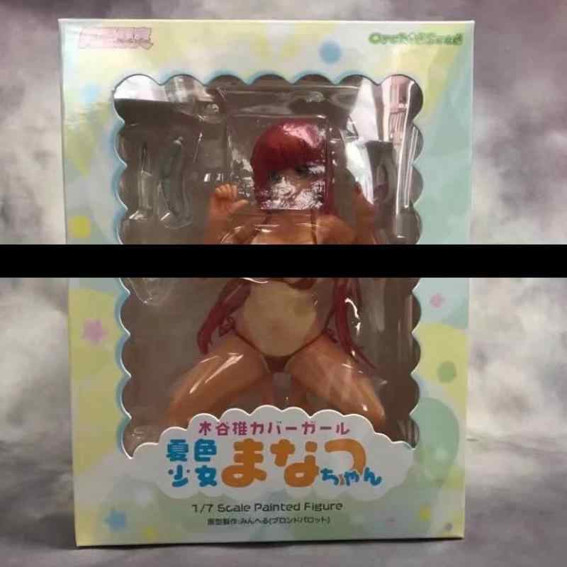 Ornidseed anime japonês figuras sexy menina pvc figura de ação brinquedos kasumigaoka utaha sexy coleção modelo