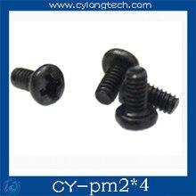 Screw Round-Head 4mm In-Stock Best-Price.cy-Pm2x4mm Deal Screw-300pcs/Lot Pm2--4