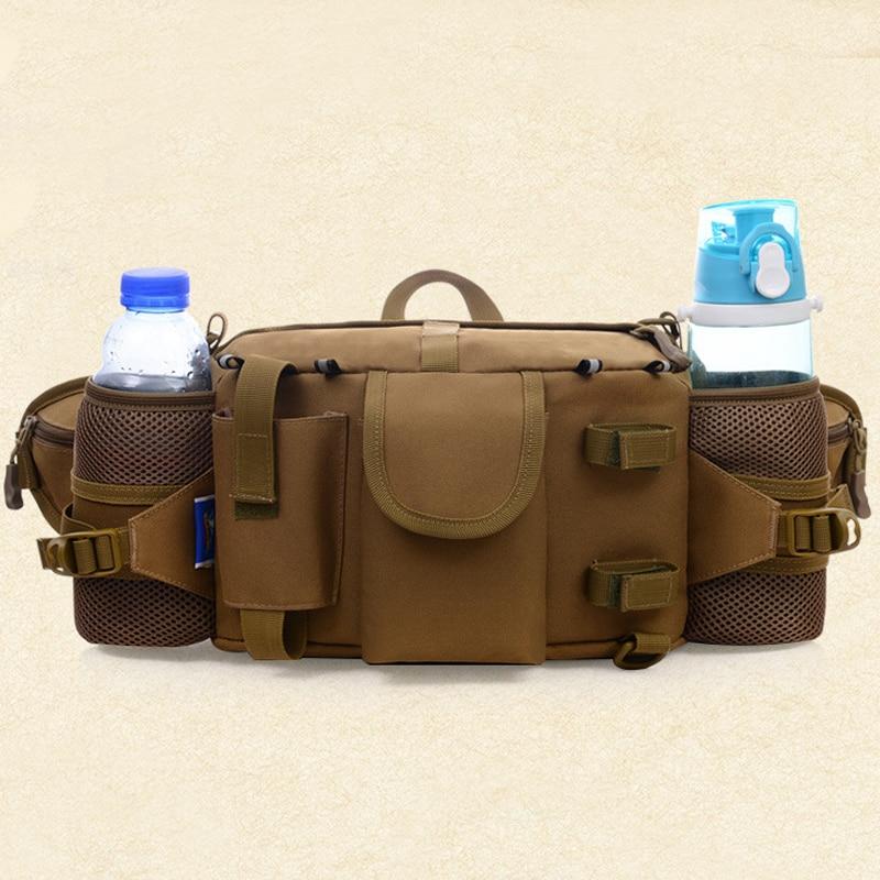 3P Military Duffle deréktáskák Molle Assault hátizsák - Derék csomagok