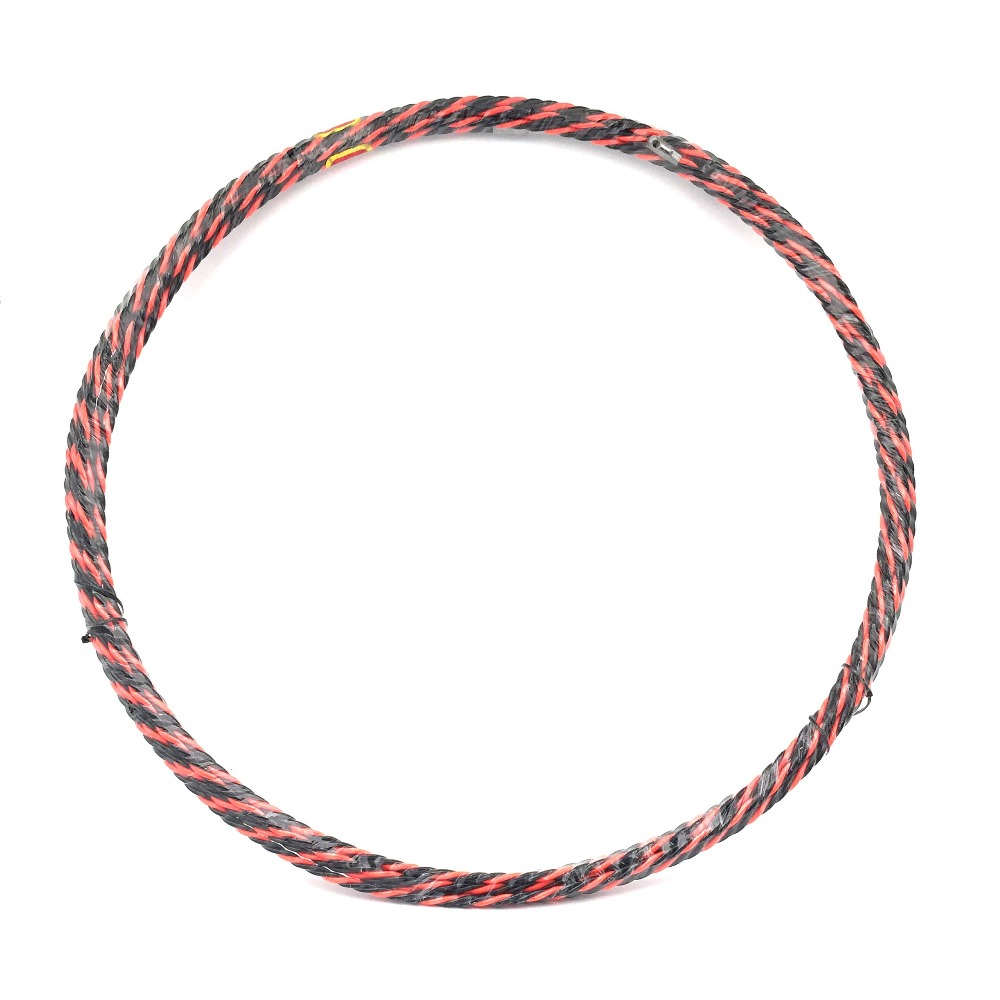 5m/10m/15m/20m/25m Electrical Cable Puller Dia6.5mm Wire Fish Tape Nylon Wire Cable Puller for Conduit Ducting Rodder Wire Guide5m/10m/15m/20m/25m Electrical Cable Puller Dia6.5mm Wire Fish Tape Nylon Wire Cable Puller for Conduit Ducting Rodder Wire Guide