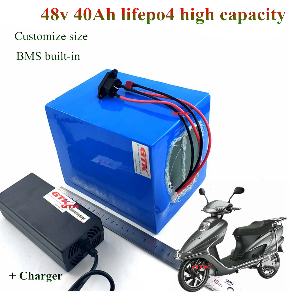 14.8v 30ah 32ah 32650 Lithium Battery Pack For Ups Backup Foldable Skateboard Roller E-scooter Cctv Camera Street Lights+charger Making Things Convenient For The People Consumer Electronics Power Source