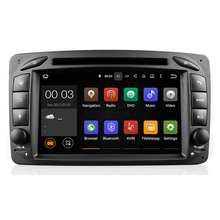 Android 5.1 Quad Core Car DVD Player For Mercedes/Benz/W209/W203/W168/M/ML/W163/W463/Viano/W639/Vito/Vaneo Wifi GPS FM Radio