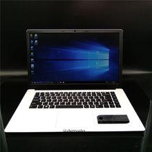 15.6 inch ultrabook with 4G RAM 64G ROM In-tel Atom X5-Z8300/8350 Windows10 System Laptop HDMI WIFI