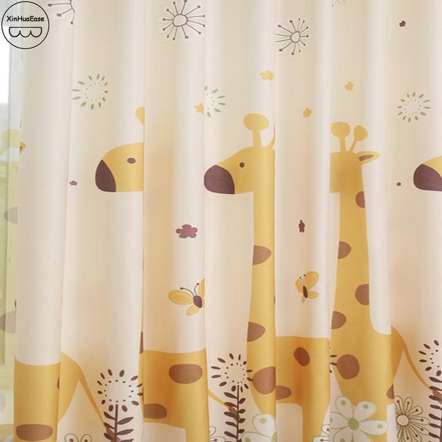Tende Per Porta Finestra Camera Da Letto.Xinhuaease Bambini Camera Da Letto Soggiorno Breve Tenda Per Porta