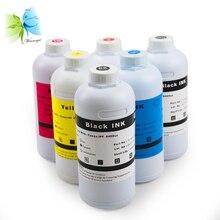 Winnerjet 1000ML X 6 colors PFI-706 pigment ink for Canon IPF8400SE IPF 8400SE printer cartridge best
