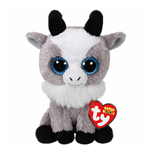 Ty Beanie Boos Stuffed Plush Animals Goat Toy Doll With Tag 6 15cm