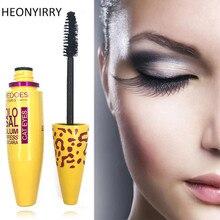 Makeup Cosmetic Length Extension Long Curling Eyelash Culer Black Mascara Eyelash Lengthener Maquiagem Rimel Eyelash Culer