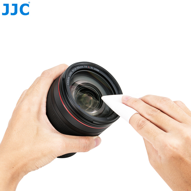 JJC CL-C22 22PCS/LOT Microfiber Cleaning Cloths For Camera Lens, Smart Phone, Tablet, Kindle, Eyeglass, Watch, Jewelry