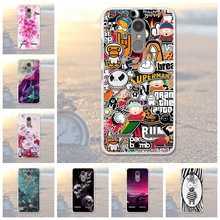 For Lenovo K6 Power Case Cover 3D Painting Bags for k6 power Soft Silicone TPU Phone Protective Cover For Lenovo K6 Power Case