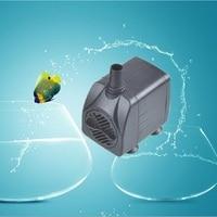 Low Price High Flow 420L/h electric centrifugal air solar aquarium water pump