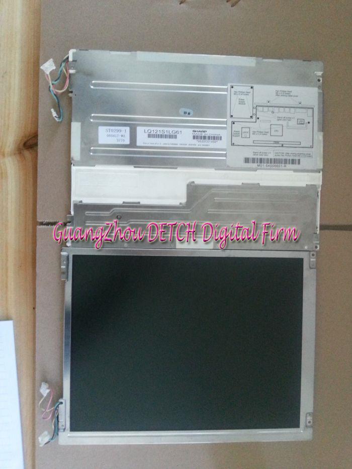 Industrial display LCD screen12.1-inch  LQ121S1LG61  LCD screen