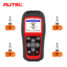 Autel MaxiTPMS TS501 TPMS Service tool systems tire pressure monitoring system with 315MHz Programmable Sensors