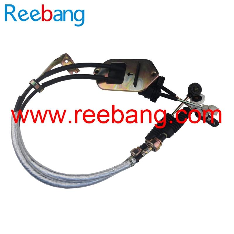 Câble de commande de Transmission Reebang pour Toyota Vios 08 33820-0D140 câble de commande de Transmission