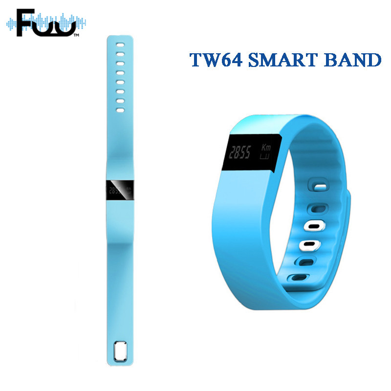 Smart band Fitness Tracker Bluetooth 4 0 Wristband Smart Pedometer Bracelet For iOS Samsung Android TW64