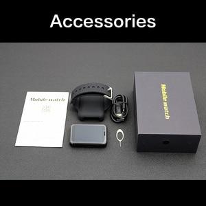 Image 5 - Sleep Monitor Pedometer Smartband small Mini mobile phone Bluetooth Smart Watch MTK2502C MP3 MP4 AEKU i5S Smart Bracelet