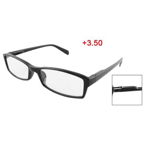 syb 2016 new black plastic arms frame reading glasses