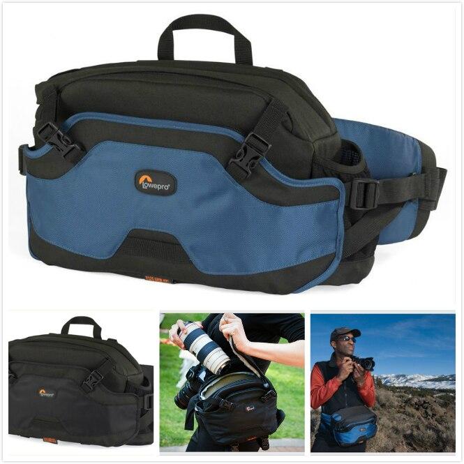 Lowepro Inverse 200 AW Waist pack font b Camera b font tripod Beltpack lens Case Bag