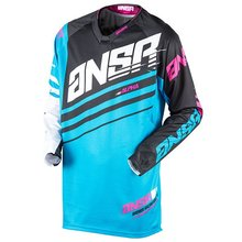 Women Ansr Brand NEW Motocross Jerseys shirts Dirt  Downhill Motorcycle T Shirt Racing Jersey wear clothing
