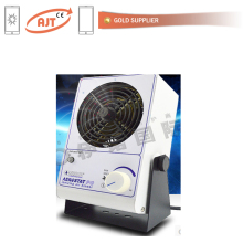Ion Anti static fan for mobile phon repair work lcd refurbish anti static on table