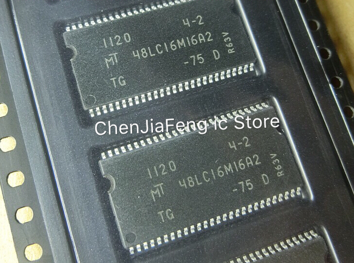 MT48LC16M16A2TG-75D New 10PCS Original TSOP54
