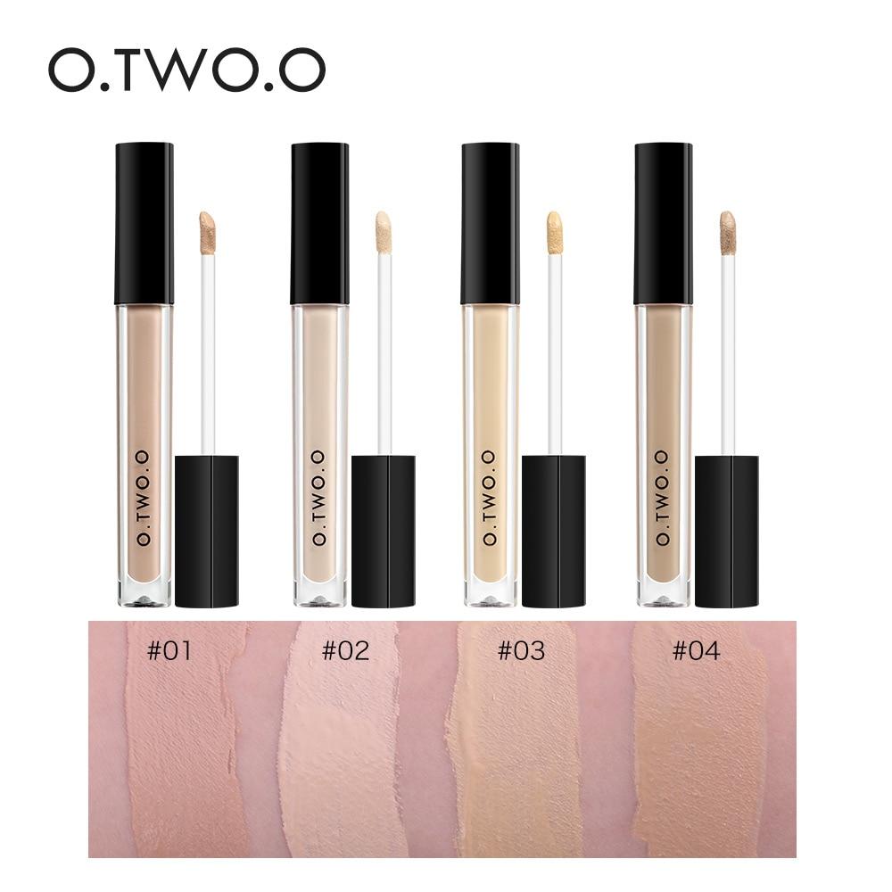 O.TWO.O Makeup Concealer Liquid Concealer Praktisk Pro Eye Concealer - Makeup - Foto 4