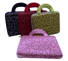 "EVA 10 Inch Netbook Computer Hard Cover Handbag laptop bag For Apple iPad 1 2 3 4 Air 9.7"" 10"" Tablet PC"