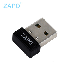 ZAPO 150Mbps wi-fi community card  Excessive velocity wifi adapter Mini usb wi-fi receiver 802.11n/g/b wi fi ethernet dongle Adaptador