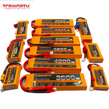 2 S 7.4 V 1100 1500 1800 2200 2800 3300 4000 mAh 25C 35C 60C RC LiPo batterie 2 S pour RC avion Quadrotor voiture bateau Drone 2 S batterie(China)