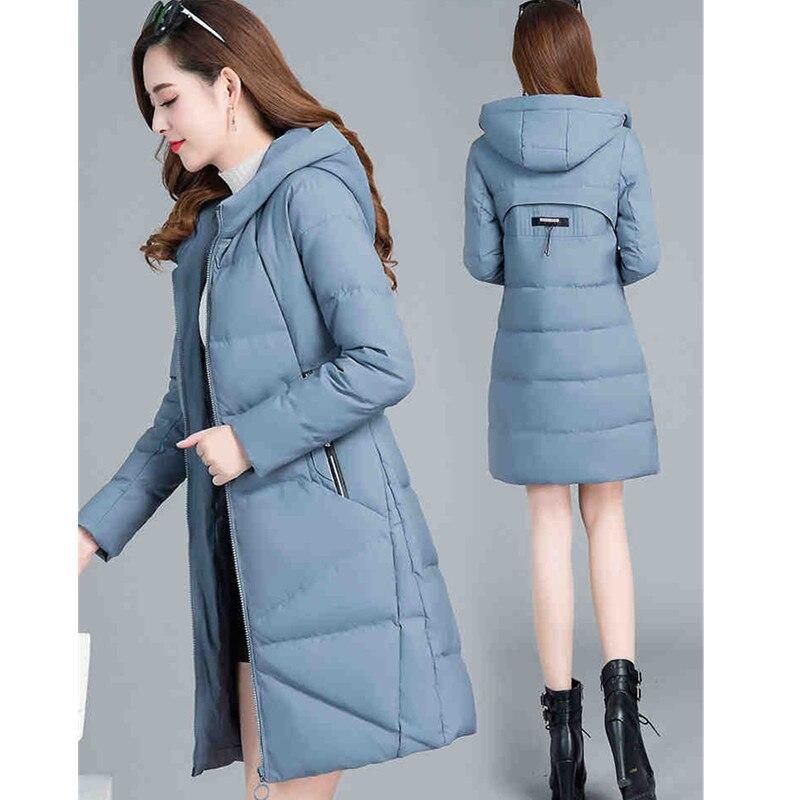 red Chaud Longue Manteau Survêtement Mode Capuchon Nouvelle De 977 Black Uhytgf À Bas Veste Femmes Luxe Plus Le Vers D'hiver 4xl Taille Mince Parka Coton Skin blue qwnn4UaI